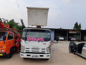 รถกระเช้าให้เช่า ชลบุรี